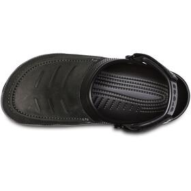 Crocs Yukon Vista Chodaki Mężczyźni, black/black